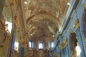Костела святых Петра и Павла ордена иезуитов - бывшее книгохрани