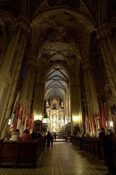 Латинская катедра