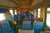 Поезд Аскиз-Абаза
