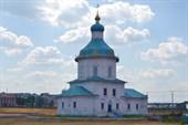 Церковь у монастыря