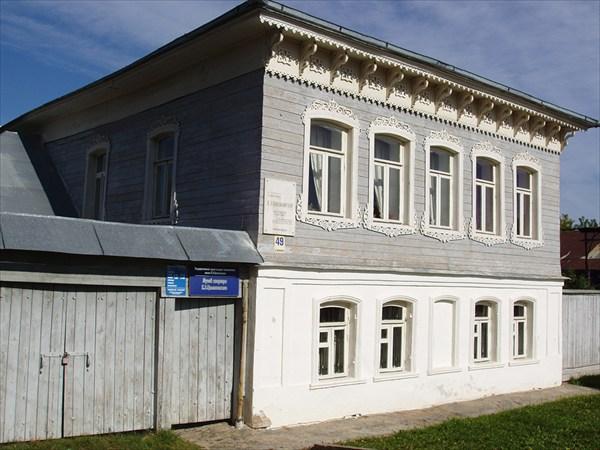 Дом-музей К.Э.Циолковского
