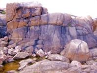 Гладкие скалы