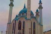 Мечеть Кул Шариф (на открытках красивее)