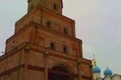 Башня Сююмбике и Дворцовая церковь