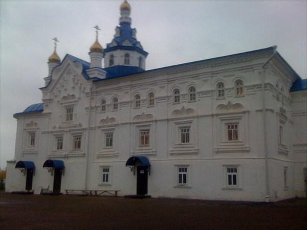 Свято-Успенский Зилантов женский монастырь