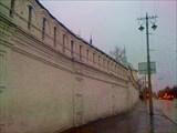 Белокаменные владимирские стены