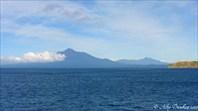 Вулкан Тятя, остров Кунашир
