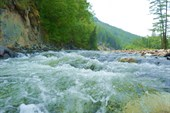 Река!