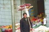 Странствующий продавец сладостей