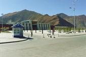 Железнодорожный вокзал в Лхасе