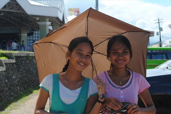 Улыбчивые Филиппинцы