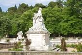 Сад фонтанов (Jardins de la Fontaine)