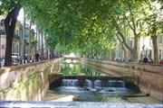 Канал в г. Ниме, обеспечивающий водой ткачей