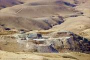вид с горы Небо в сторону Израиля