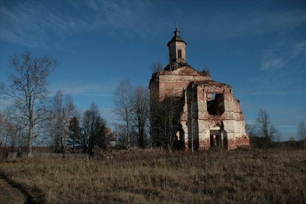 Церковь в Иконниково