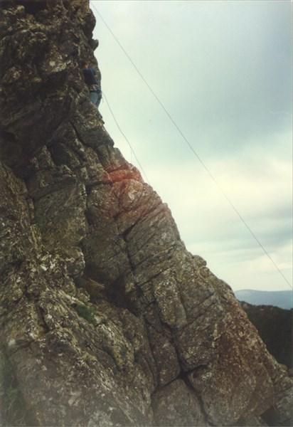 29. На скале Ирина