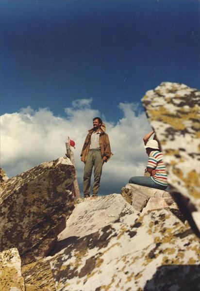 32. Вершина Круглицы, высшая точка Таганая (1178 м)