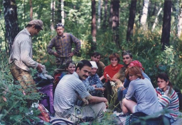 40. 19.07.1997. Встреча с челябинцами