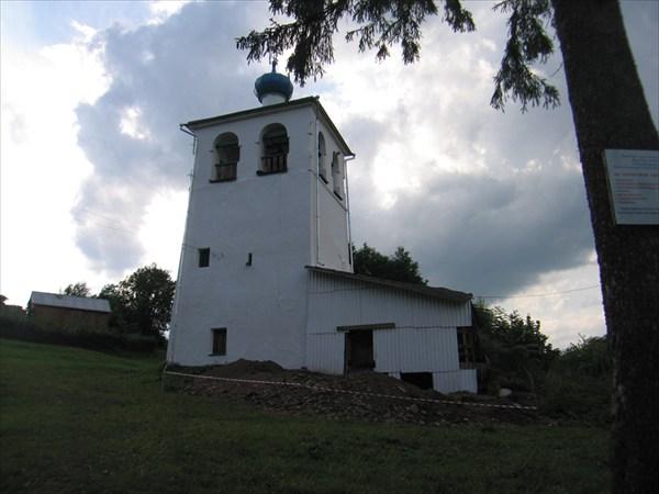 Колокольня Мальского монастыря