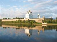Псков - Изборск - Печоры