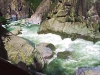 Водный поход 6й категории сложности по Восточному Саяну(р.Китой)
