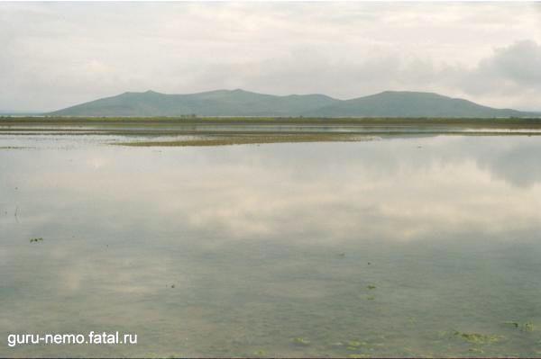 Озеро Узунларское