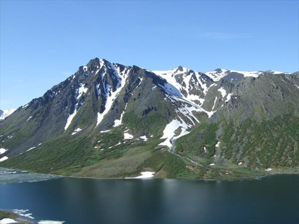 207 гора Анучина