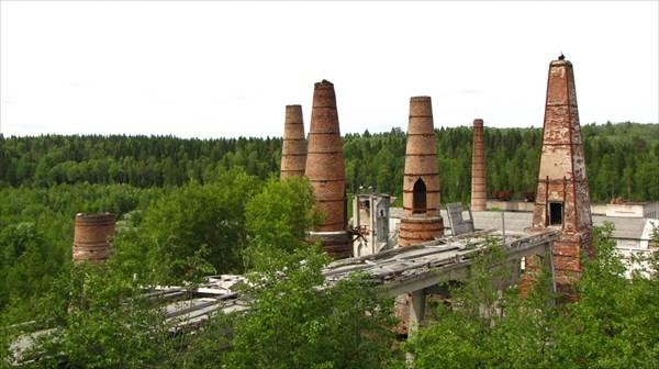 Обжиговый завод