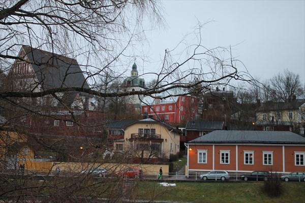 на фото: Вид на старый город