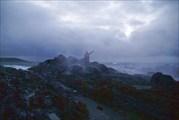 Укутанная Северным Ледовитым Океаном