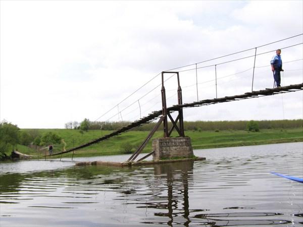 Мост у Райгорода