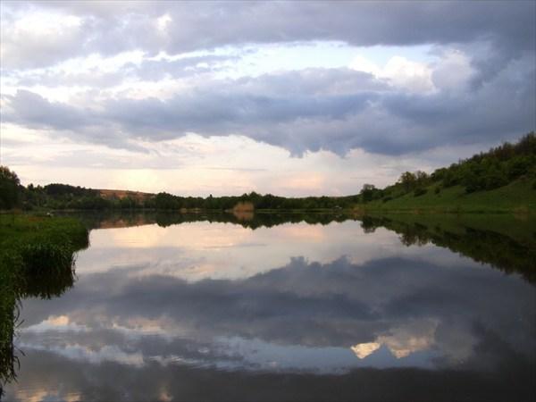 Закат в Райгороде
