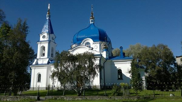 Сортавала. Церковь Николая Чудотворца