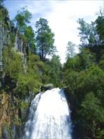 оз.Телецкое, водопад Корбу