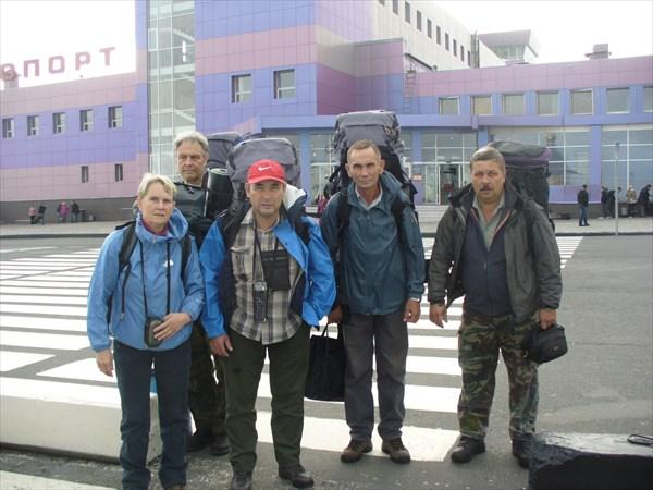 Аэропорт г. Норильск