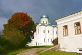 Вид на Георгиевский собор