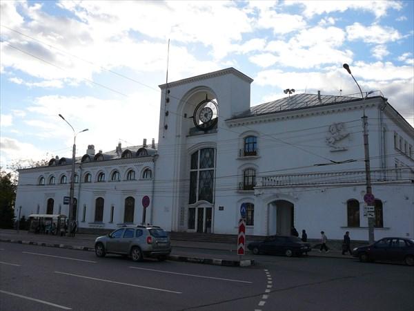 "Вокзал ""Новгород"""