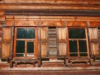 Музей Витославицы. Резьба, ставни