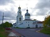 Юрьев мужской монастырь