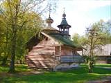 Музей Витославицы. Церковь