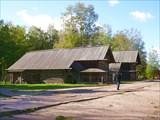 Музей Витославицы. Дома новгородцев