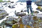Водопад `Шумы`.
