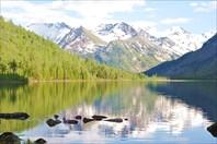 Вдоль Мультинских озер