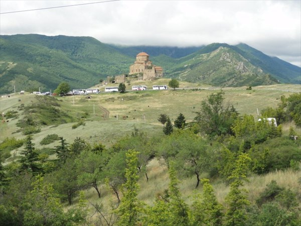 Монастырь Джвари.