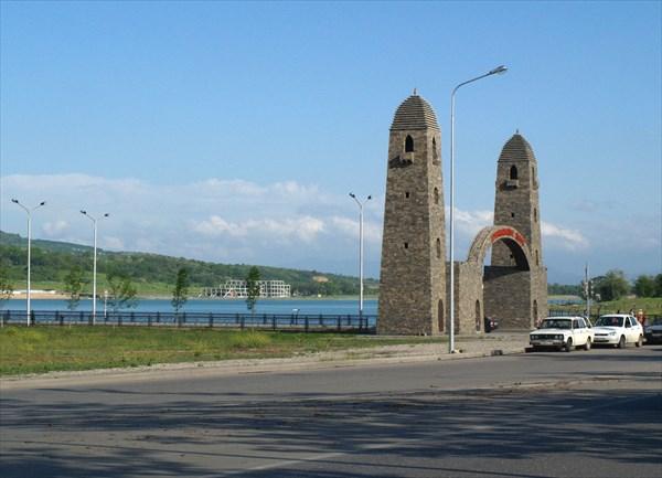 Грозненское море - 1