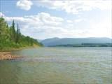 Около впадения Гонама