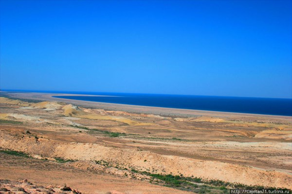 Аральское море.