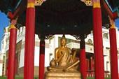 «Золотая обитель Будды Шакьямуни». Элиста.
