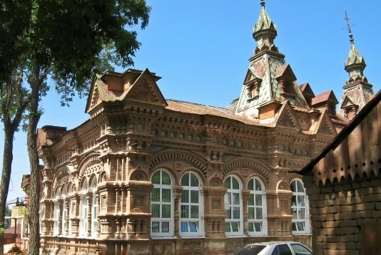 Детская больница им. Д.С.Поздеевой