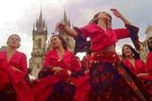 Цыганские танцы